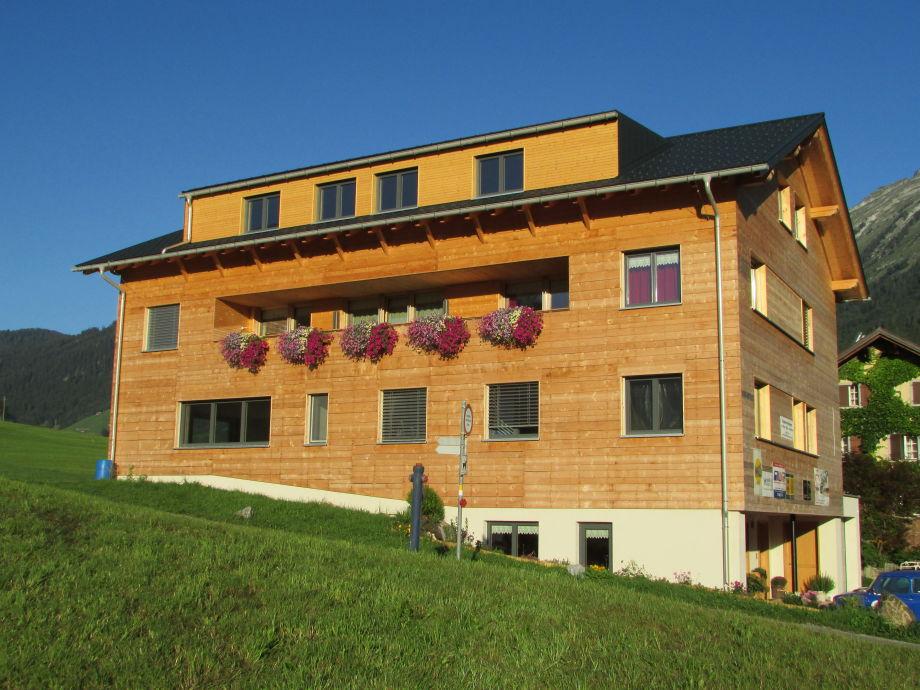 Haus Alpenglühn - Außenaufnahme Sommer