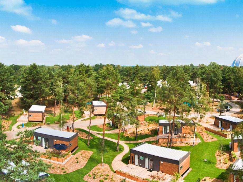 Ferienhaus mobile home f r 2 personen dahme spreewald for Mobiles ferienhaus