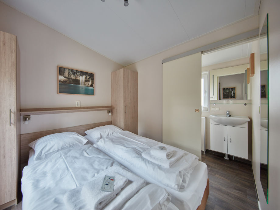 Ferienhaus Mobile Home für 2 Personen, Dahme-Spreewald - Firma ...