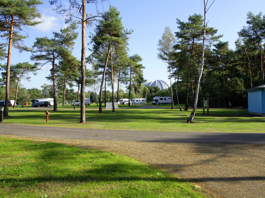 Ferienhaus mobile home 6 personen dahme spreewald firma for Mobiles ferienhaus