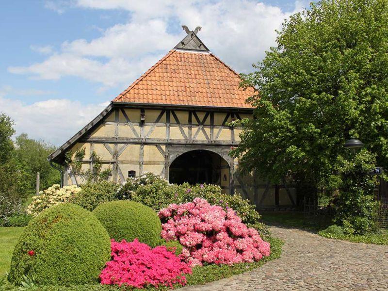 Ferienwohnung Landhaus Kiesow