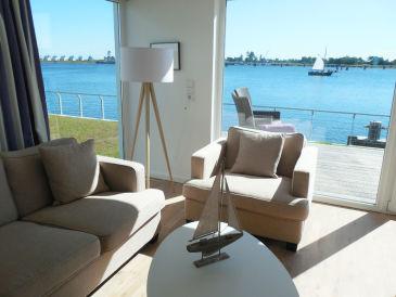 """Luxus-Ferienwohnung """"Segler Suite"""" im Ostsee-Resort Olpenitz"""