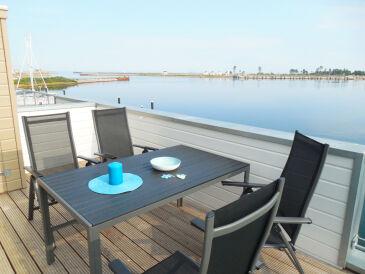 """Luxus-Ferienwohnung """"Port 55"""" im Ostsee-Resort Olpenitz"""