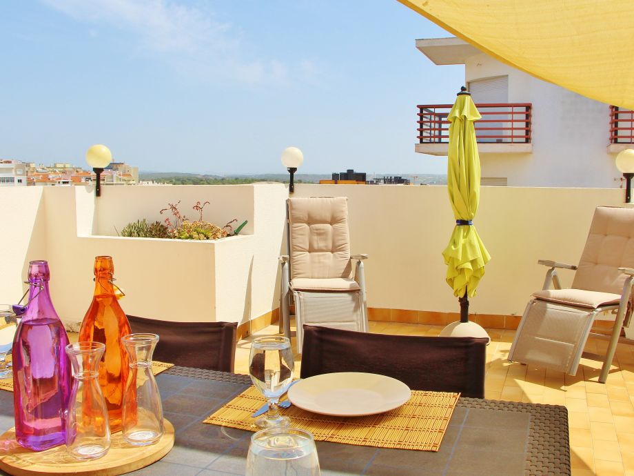 Außenaufnahme Portimao/Algarve