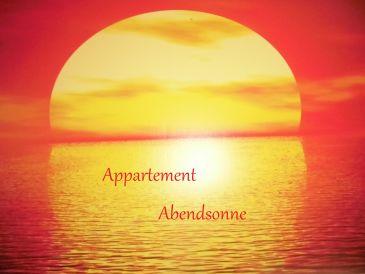 Apartment Abendsonne