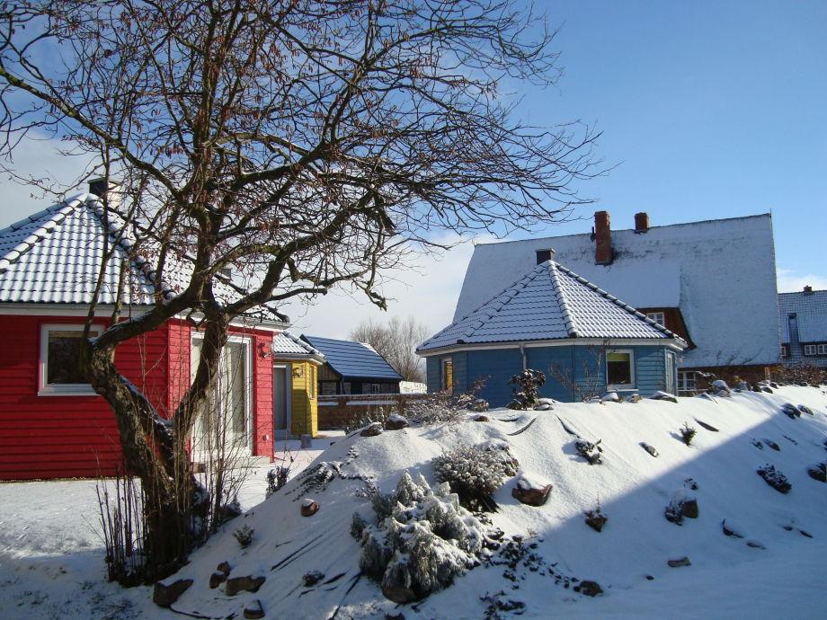 Hier ist es auch im Winter schön.