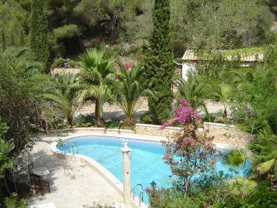 auf Finca Son Sard mit Pool