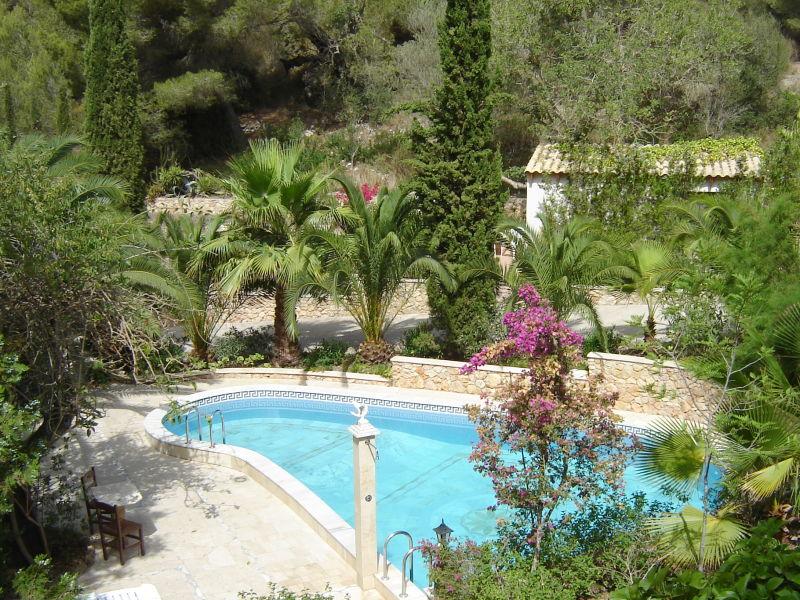 Bungalow auf Finca Son Sard mit Pool