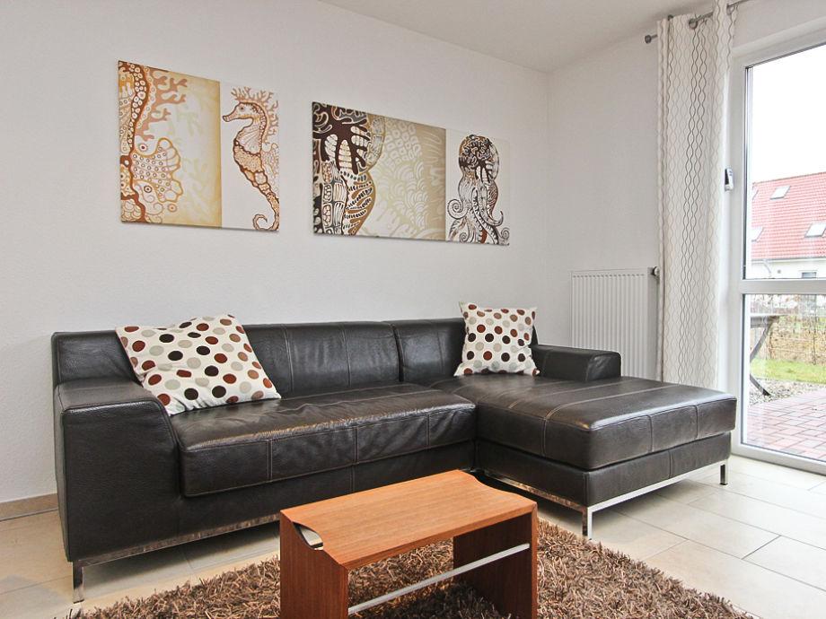 Gemuetlicher Couchbereich