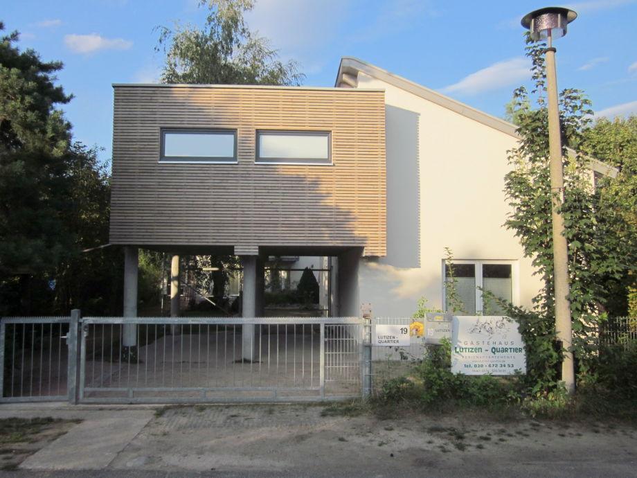 Ferienhaus Lutizen-Quartier