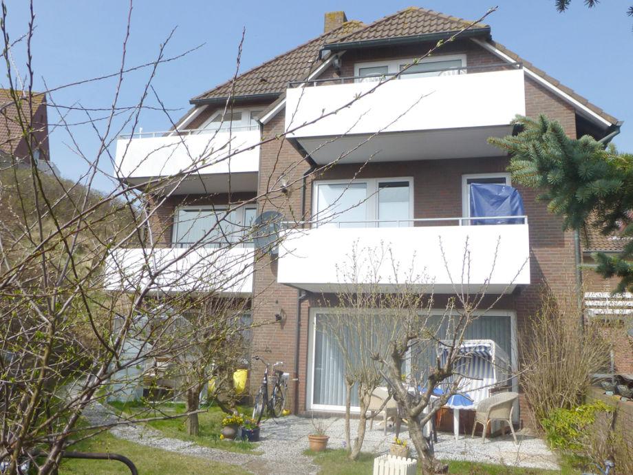 Ferienwohnung Haus Nina Wohnung 7 Juist Frau Karin Limberg