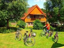 Ferienwohnung Urlaub in Glashütte am SchiederSee
