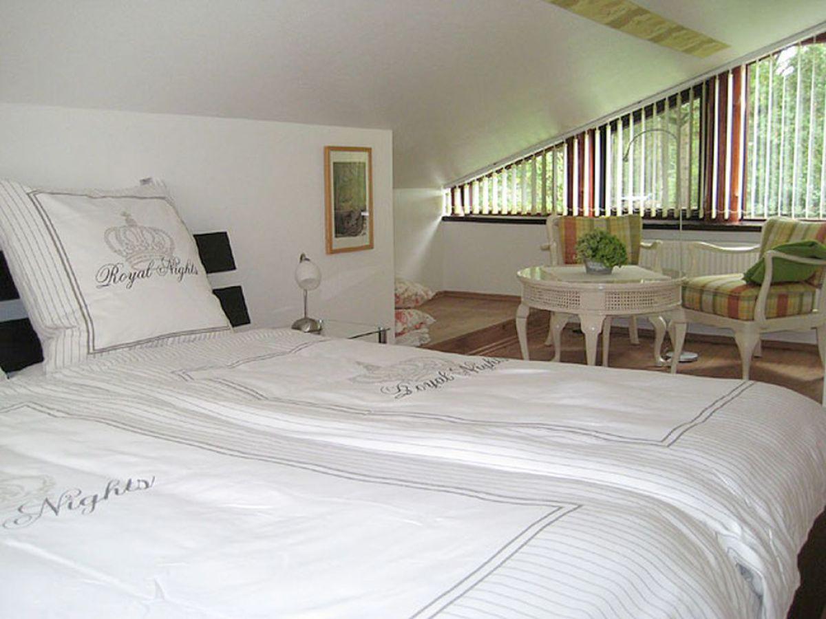 Ferienwohnung allegro im ferienhaus natur luxus fischerhude firma natur luxus frau hanna - Exklusive schlafzimmer komplett ...