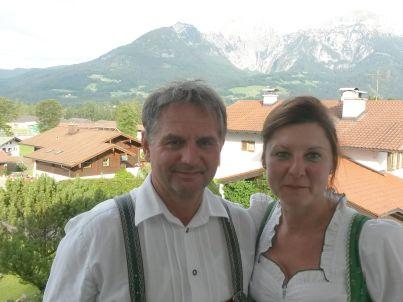 Ihr Gastgeber Hansi Eder