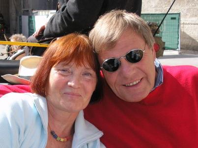 Ihr Gastgeber Kristin und Detlef Appenzeller