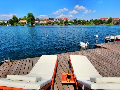 Luxus-Ferienhaus SEEHUS