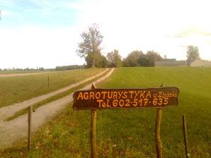 Bauernhof Agroturystyka u Zbyszka