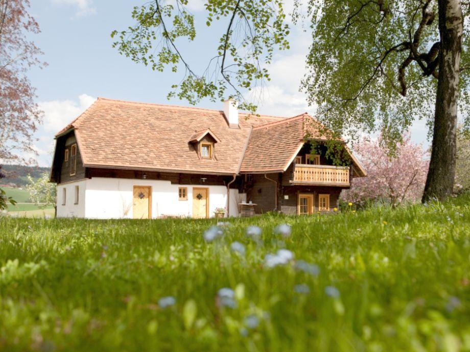 Bauernhaus aus dem Jahre 1695