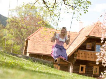 Ferienhaus Zehna Hube