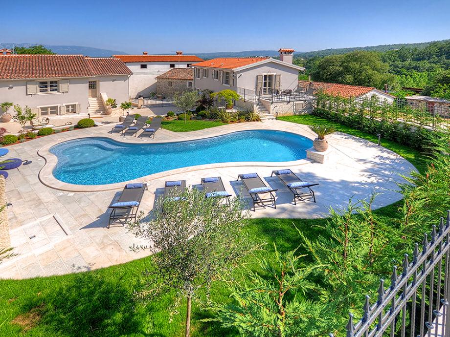 Außenaufnahme Villa Zita