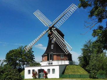 Ferienhaus Mühle Catharina