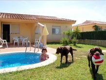 Ferienhaus Menorca mit Privatpool (Urlaub mit Hund)