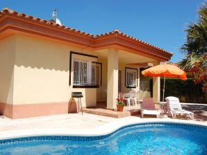 Beliebtes Ferienhaus Casa Ibiza 1 mit Privatpool