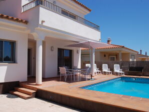 Villa Carmen mit Whirlpool (Urlaub mit Hund)
