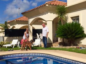 Ferienhaus Juan Carlos mit schönem Swimmingpool