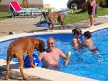 Chalet Jasmin 2 mit Privatpool (Urlaub mit Hund)
