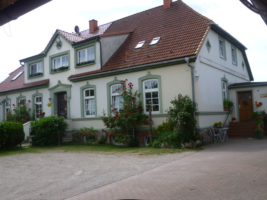 Gutshaus mit Appartment