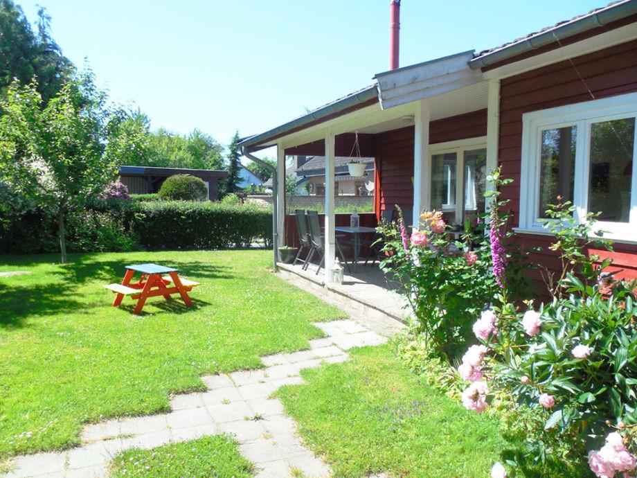 """Ferienhaus """"Öland"""" am schönen Ostseefjord Schlei"""