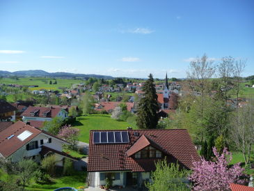Holiday apartment Sternenblick-Allgäu