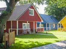 Ferienhaus im Schwedenstil am See