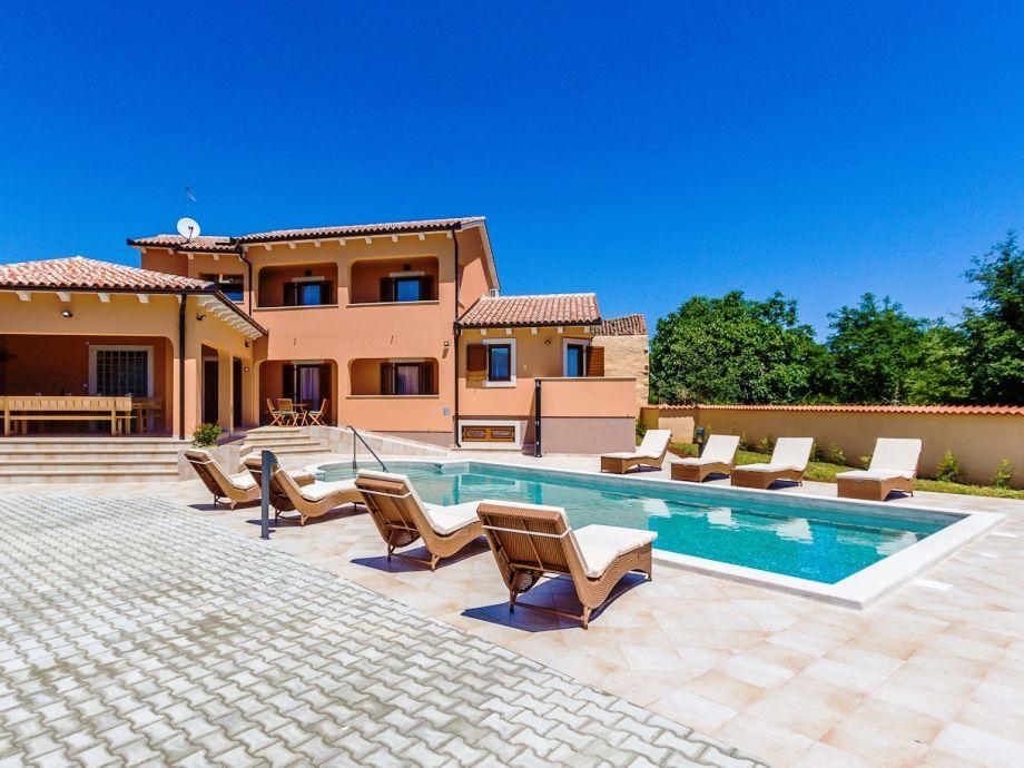 kroatien villa