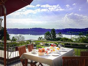 Ferienwohnung Alpa-art im Ferienhaus Lebensart am See