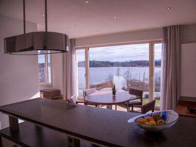 Atmos im Ferienhaus Lebensart am See