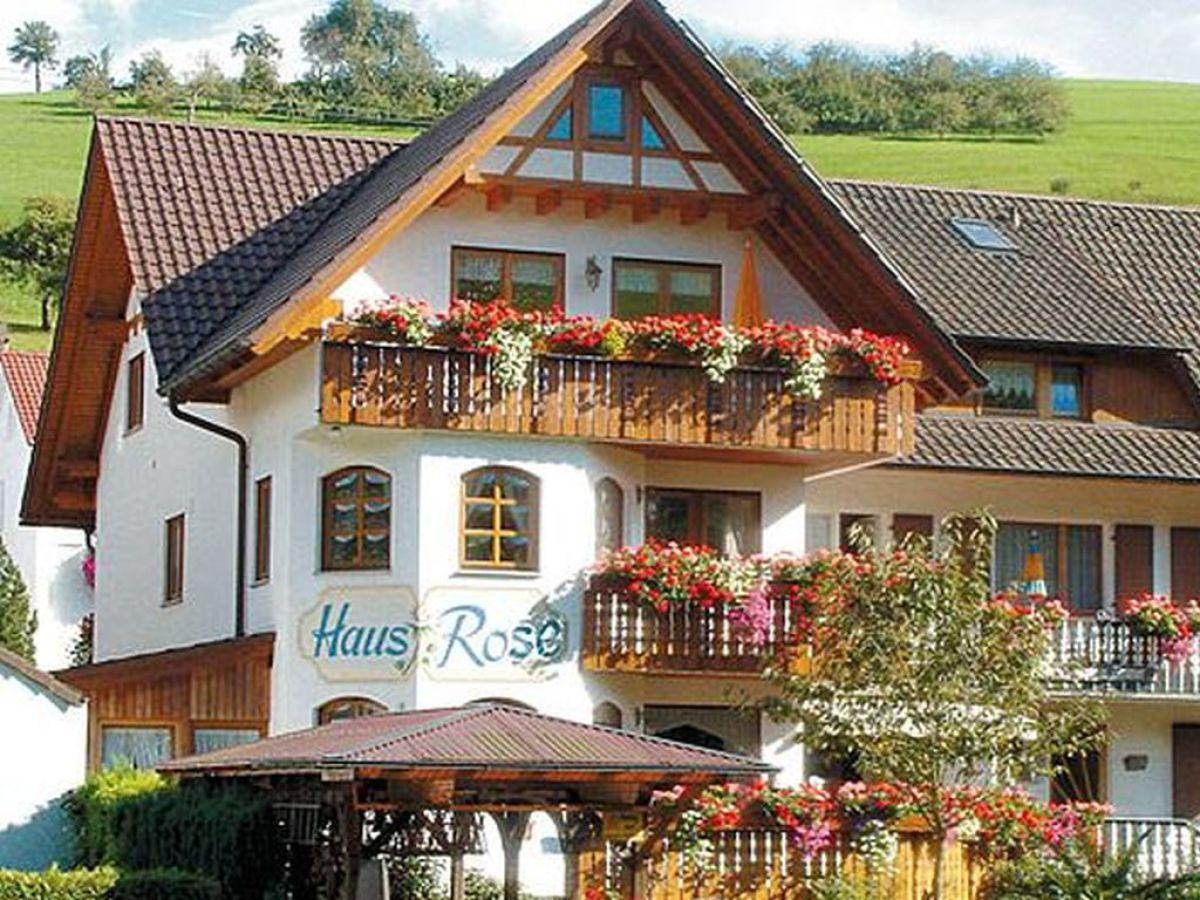 Ferienwohnung sonnenschein im haus rose schwarzwald for Ferienwohnung im schwarzwald