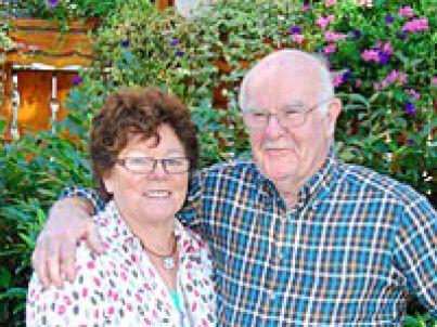 Ihr Gastgeber Alfred und Rosi Lehmann