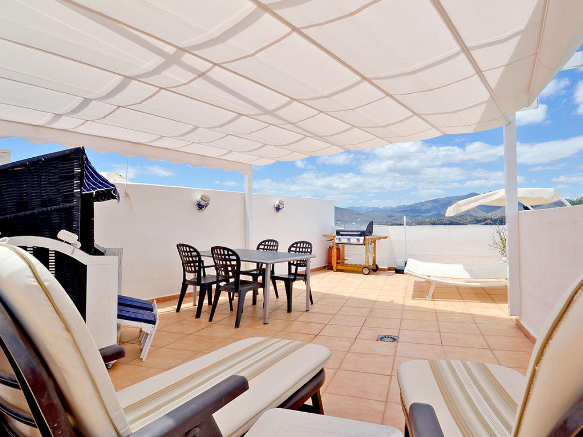 ferienwohnung in mijas golf mit 100m dachterrasse costa del sol mijas herr michael czehowsky. Black Bedroom Furniture Sets. Home Design Ideas