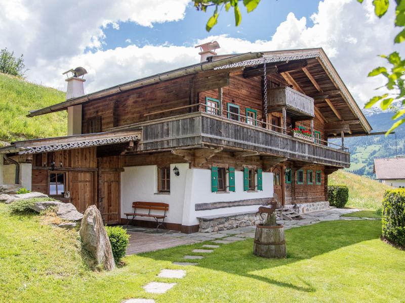 Ferienhaus Chalet Weberer