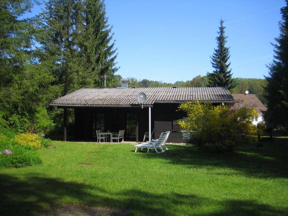 Unser Ferienhaus mit großem Garten