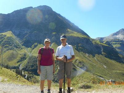 Ihr Gastgeber Erika und Alois Feurle