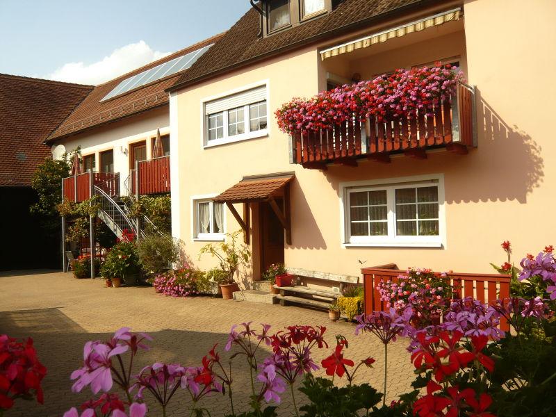 Holiday apartment Ferienhaus Teubner im Fränkischen Seenland