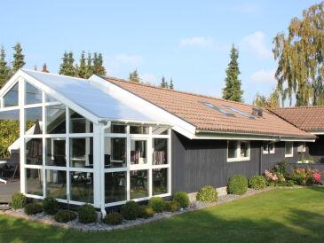 Spitze Ostsee-Ferienhaus am Traumstrand mit neuem Wintergarten