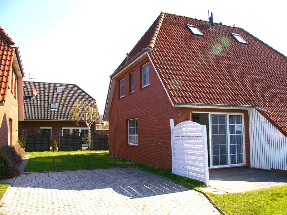 """Haus """"de Wieken""""  Terrasse"""
