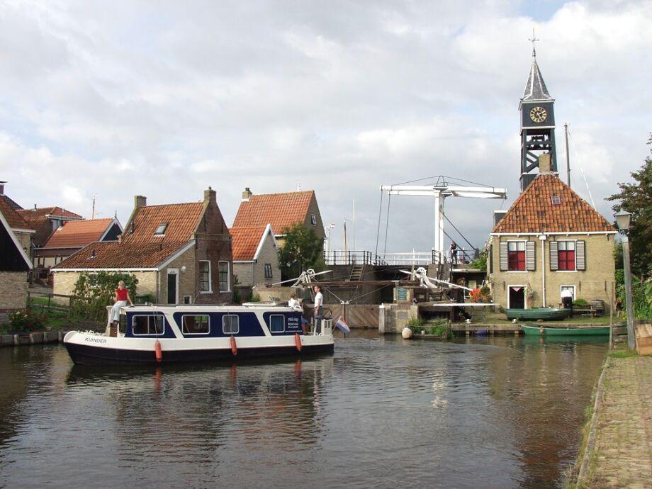 Das Hausboot Kuinder