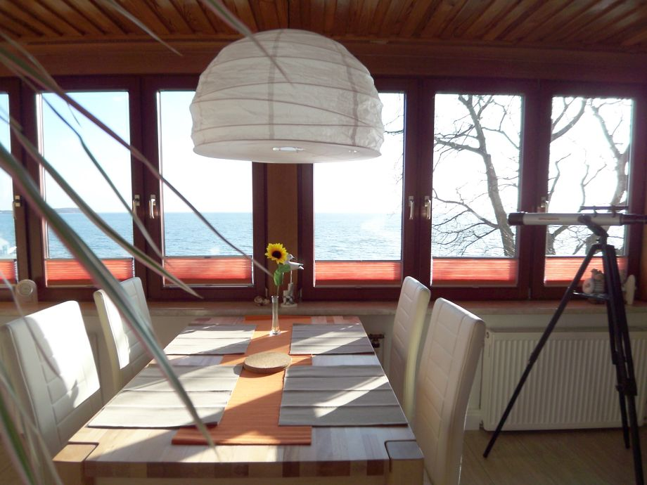 Ferienwohnung Panoramadeck im Haus Alte Bootswerft