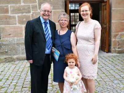Ihr Gastgeber Familie Klein /Frau Stelter (vorort)