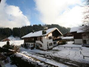 Bergwelt Ferienwohnung 224